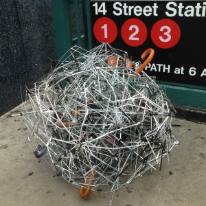 Tim Thyzel Umbrella Tumbleweed 1
